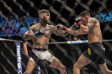 MMA: UFC Fight Night-Almeida vs Garbrandt