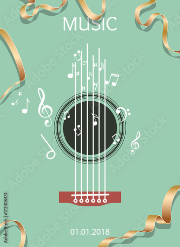 Vector Template Music Party Music Festival Music Sound Music