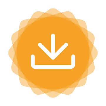 App Icon gelb - Download