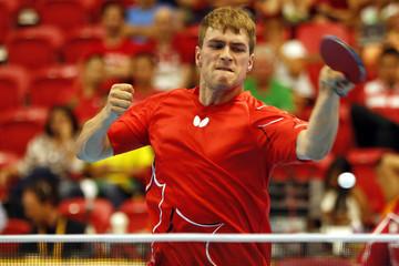 Pan Am Games: Table Tennis