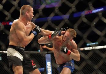 MMA: UFC Fight Night - Holtzman vs Pfister