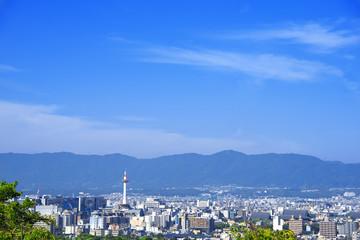 京都 都市風景