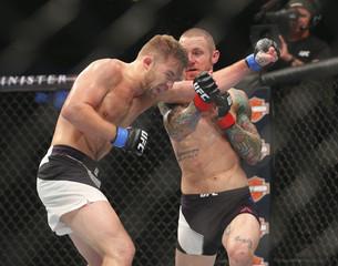 MMA: UFC Fight Night-Caraway vs Wineland