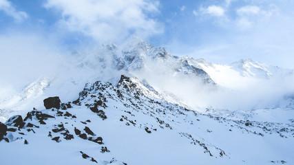 Adventure to mountains