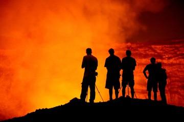 Masaya volcano national park Nicaragua
