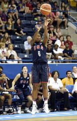 Pan Am Games: Basketball-United States vs Cuba