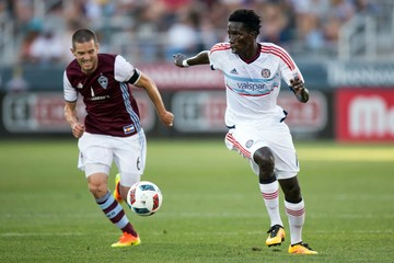 MLS: Chicago Fire at Colorado Rapids