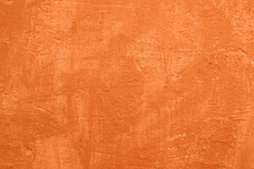 orange texture concrete wall