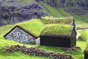 The nature of the Faroe Islands