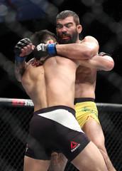 MMA: UFC Fight Night-Nakamura vs Zaleski dos Santos