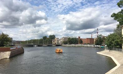 Centro de Wroclaw, Polonia