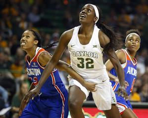 NCAA Womens Basketball: Texas-Arlington at Baylor
