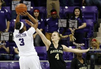 NCAA Womens Basketball: Baylor at Texas Christian