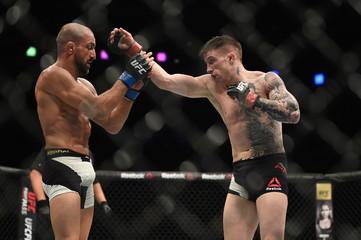 MMA: UFC Fight Night-Parke vs Madadi