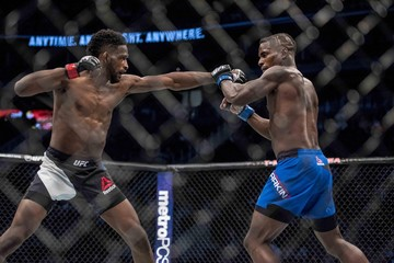 MMA: UFC 202-Magny vs Larkin