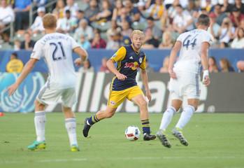 MLS: New York Red Bulls at LA Galaxy