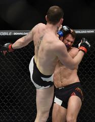 MMA: UFC Fight Night-Till vs Ayari