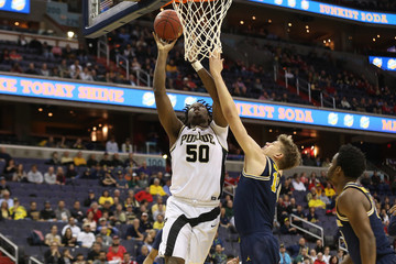 NCAA Basketball: Big Ten Tournament-Michigan vs Purdue