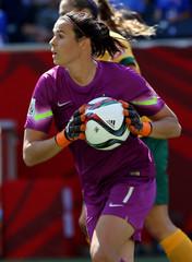Soccer: Women's World Cup-Australia at Nigeria