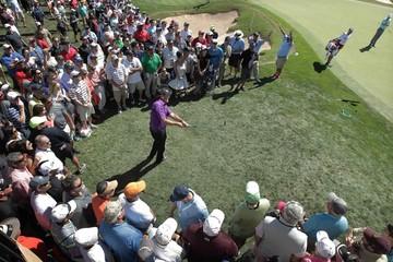 PGA: Valero Texas Open-Third Round