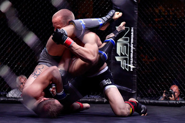 MMA: New England Fights 25
