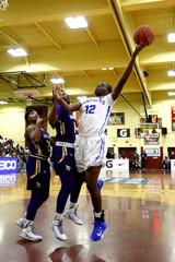 High School Basketball: Dick's Sporting Goods Nationals-Semi Finals-Dillard High School vs South Shore (NY) High School