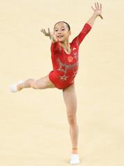 Olympics: Gymnastics-Women's Qualifications