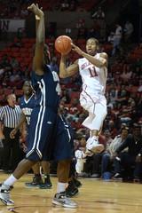 NCAA Basketball: Oral Roberts at Oklahoma