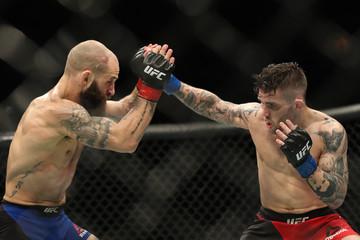 MMA: UFC Fight Night-Sicilia vs Tucker