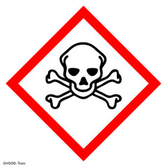 Global healthy sign of toxic