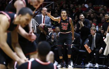 NCAA Basketball: California at Utah