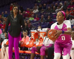 NCAA Womens Basketball: Notre Dame at Clemson