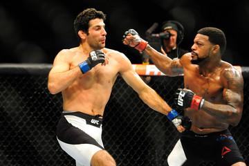 MMA: UFC Fight Night-Johnson vs Dariush