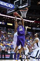 NCAA Basketball: Big 12 Conference Tournament-West Virginia vs TCU