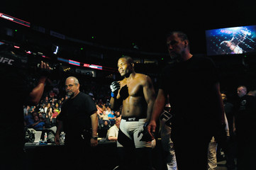 MMA: UFC Fight Night-Dempsey vs Wilson