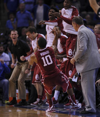 NCAA Basketball: Oklahoma at Memphis