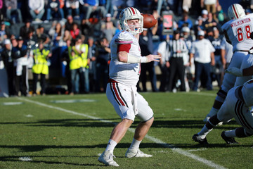 NCAA Football: Massachusetts at Brigham Young