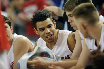NCAA Basketball: St. Joseph at Davidson