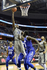 NCAA Basketball: Seton Hall at Georgetown