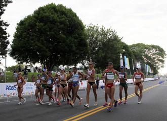 Pan Am Games: Race Walk