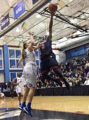 NCAA Womens Basketball: Big East Conference Tournament-St. John's vs DePaul