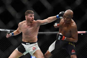 MMA: UFC Fight Night-Silva vs Bisping