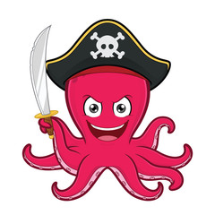 Pirate octopus