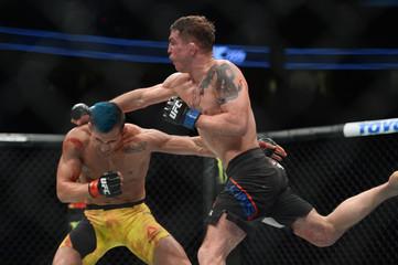 MMA: UFC 209-Elkins vs Bektic