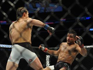 MMA: UFC Fight Night-Blanco vs Sanders