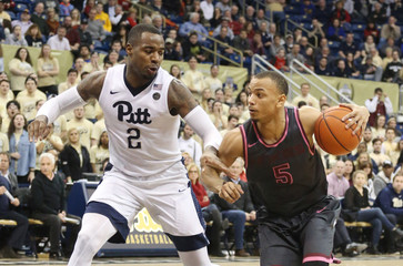 NCAA Basketball: Virginia Tech at Pittsburgh