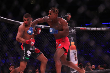 MMA: Bellator NYC-Lima vs Larkin