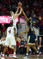 NCAA Basketball: Pittsburgh at North Carolina State