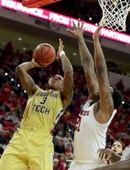 NCAA Basketball: Georgia Tech at North Carolina State