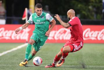 Soccer: Ottawa Fury FC at New York Cosmos